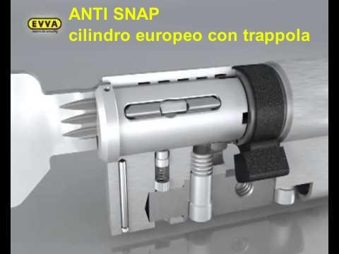 Cilindri europei di sicurezza per basculanti garage e serrande for Prezzo cilindro europeo